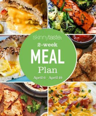 14-Day Healthy Meal Plan