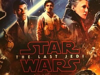 Exclusive Star Wars: The Last Jedi Poster From Galactic Nights