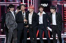 BTS Talk Winning Top Duo/Group at BBMAs, Wanting to Collaborate With Drake: Watch