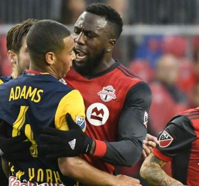 Altidore 'ambushed' by Red Bulls in red-card altercation, says Vanney