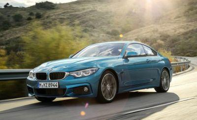 2018 BMW 4-series: A Mild Facelift for the Coupe and Convertible