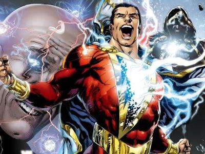 Shazam! Star Asher Angel Reports to DC Films For Movie Prep