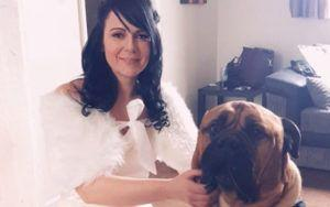 Couple Gives Up Their Dream Wedding To Ensure Terminally Ill Dog Can Be There To Celebrate