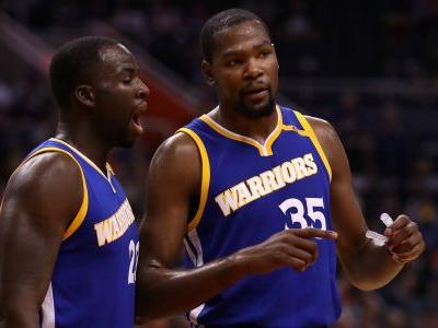Draymond Green confronted Kevin Durant about his impending free agency, report says