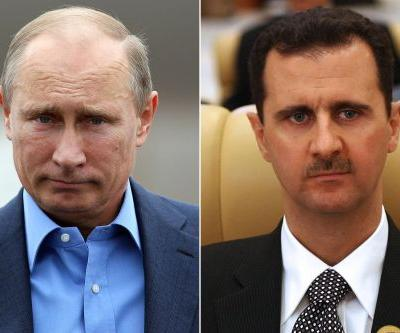 Putin meets with Syrian dictator Bashar Al-Assad