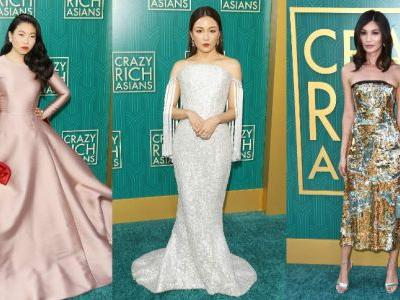 The 'Crazy Rich Asians' Press Tour Made Red Carpet Stars of Its Lead Actresses