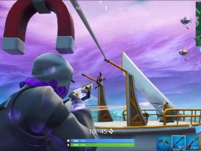 Fortnite adds new Combat Shotgun as Pump is Vaulted, Tactical Assault Rifle coming soon
