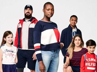 Tommy Hilfiger Launches Spring 2018 Campaign For Its Adaptive Collection