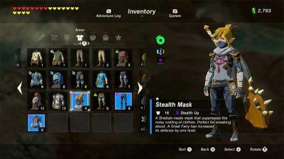 How To Catch Bugs, Lizards & Everything Else Easily In Zelda Breath Of The Wild