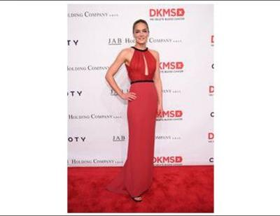 Fashion industry turns out for DKMS Gala