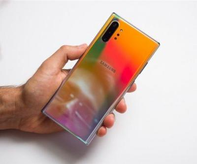Samsung Galaxy Note 10 new update improves image quality