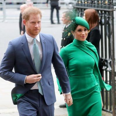 Prince Harry and Meghan Markle Reveal a New Nonprofit With a Connection to Their Son Archie