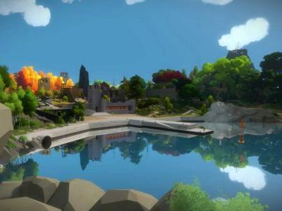 The Witness walkthrough and map guide