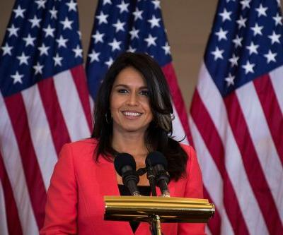 Tulsi Gabbard announces she will run for president in 2020