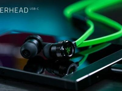 Razer outs new Hammerhead USB-C earbuds to match the Razer Phone