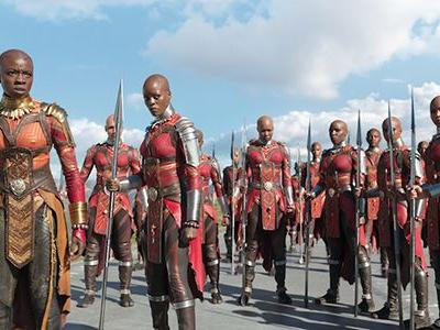 Black Panther Can't Stop, Won't Stop Breaking Records