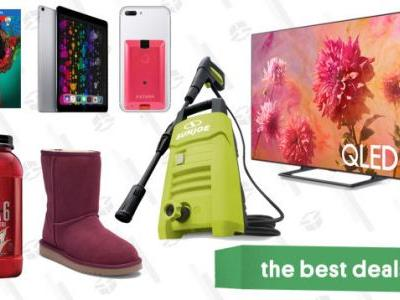 Tuesday's Best Deals: iPad Pro, Smart Scale, Uggs, Samsung TV, and More