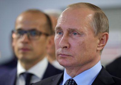 Putin orders the expulsion of 755 US diplomats in retaliation for Russia sanctions bill
