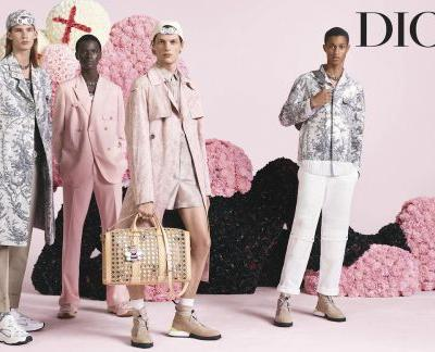 Kim Jones' First Campaign For Dior Menswear is Here