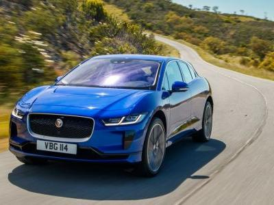 Ditching Internal Combustion Is Jaguar's Best Hope For Long-Term Survival