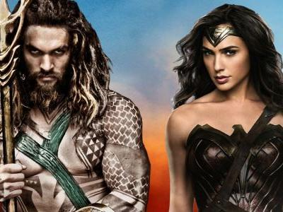 Aquaman Overtakes Wonder Woman in Fandango Presales