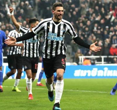 Newcastle United 3 Cardiff City 0: Schar double moves hosts out of bottom three