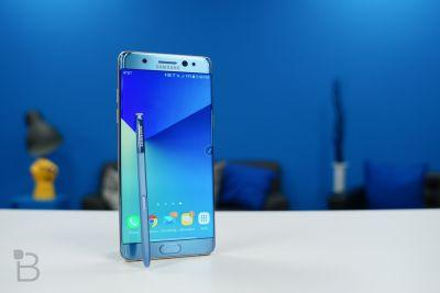 Samsung to disclose Note 7 investigation results next week