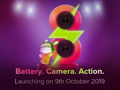 Xiaomi Redmi 8 to launch in India on October 9