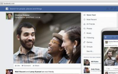 Facebook tests splitting News Feed into two