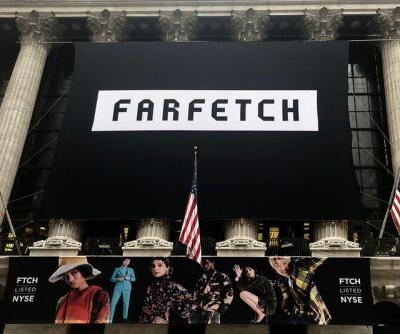 Farfetch Debuts IPO With Market Cap of $5.8 Billion USD