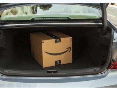 Amazon Wants To Deliver Packages Inside Your Car