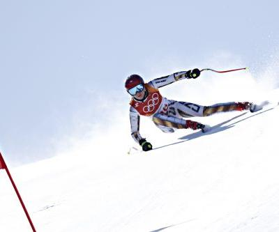 'Is this a kind of mistake?' Snowboarder Ester Ledecka wins Alpine gold