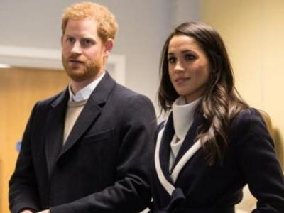Here's what happened when Prince Harry, Meghan Markle met a budding actress