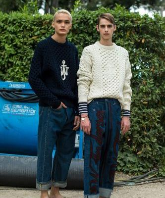 JW Anderson is moving to Paris next season