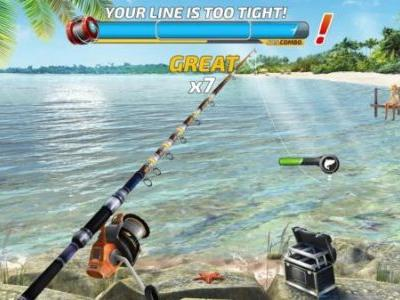 Top 10 Best Android Apps - Fishing - July 2018