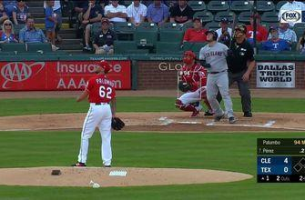 WATCH: Kipnis, Perez go back-to-back for Tribe's second night in a row
