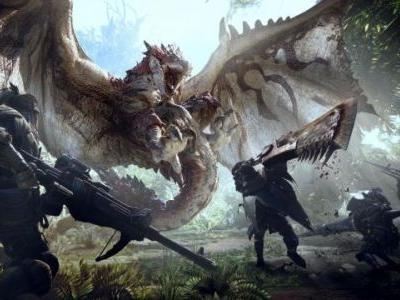Monster Hunter: World Story is 40 to 50 Hours Long