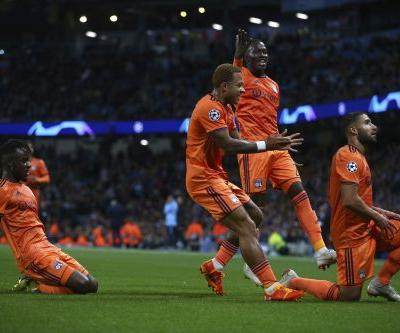 Man City's flaws, fan apathy highlighted in CL loss to Lyon