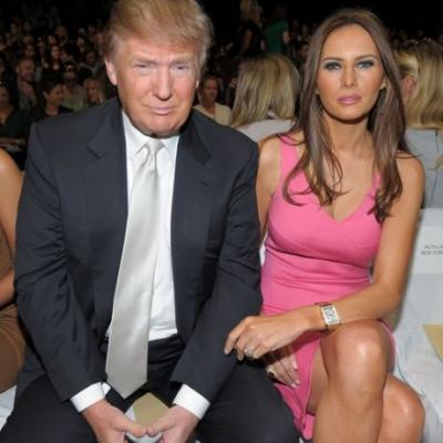 Donald & Melania Trump's First Date Sounds Incredibly Awkward