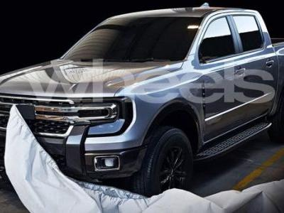 Could the Next Ford Ranger Look Like This?