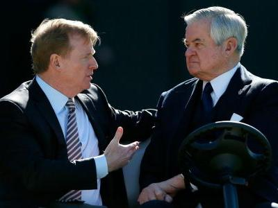 Don't count on NFL to give Jerry Richardson full Donald Sterling treatment