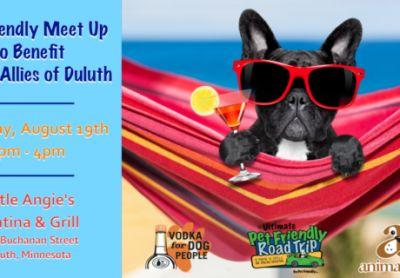 Dog Friendly Meet Up in Duluth with GoPetFriendly