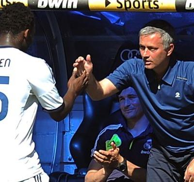 Video: Mourinho a good and lovely man - Essien