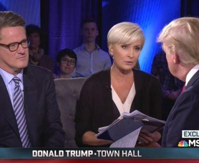 Trump Goes Off on Morning Joe, Calls Mika Brzezinski 'Psycho': 'They Helped Get Me Elected'