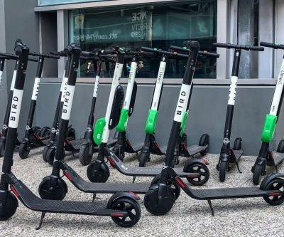 How Bird plans to spread its electric scooters all over the world