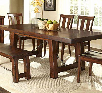 30 Best Of Trestle Dining Room Table Pics
