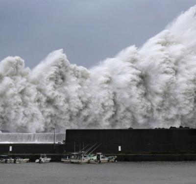 Japan's deadly summer grinds on with more than 1 million evacuated in worst typhoon in 25 years