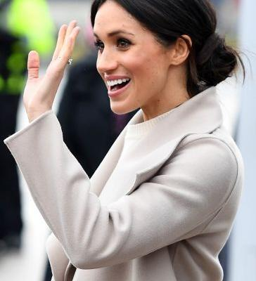 Meghan Markle Will Reportedly Wear a Unisex Fragrance at Her Wedding