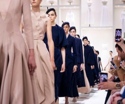 Dior Couture Celebrated Its Esteemed Atelier With the Fall 2018 Collection