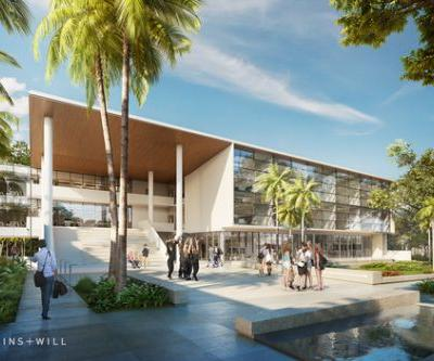 Perkins+Will Designs Flexible STEM School with Movable Walls in Miami